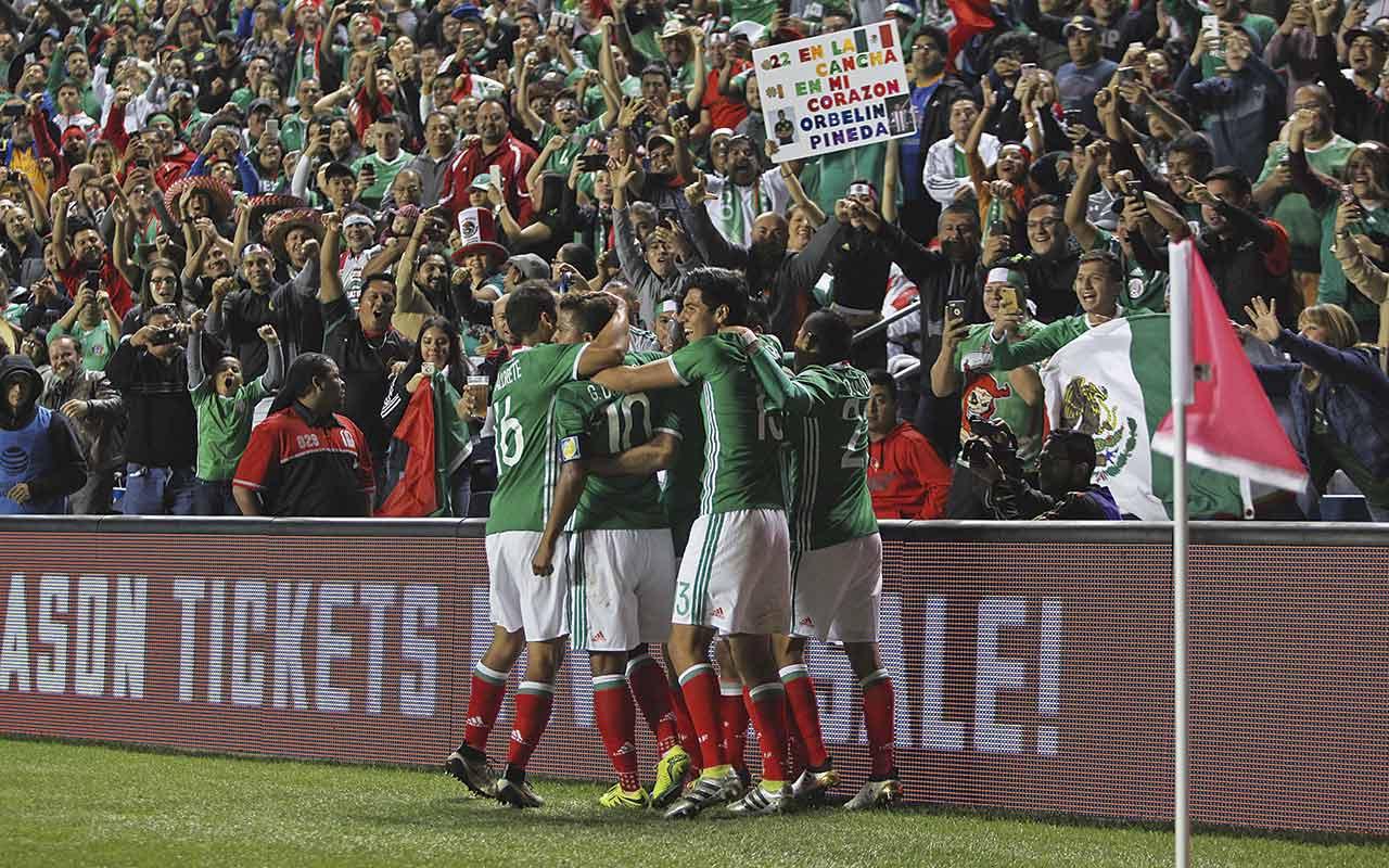 Curazao vs. México o David vs. Goliat