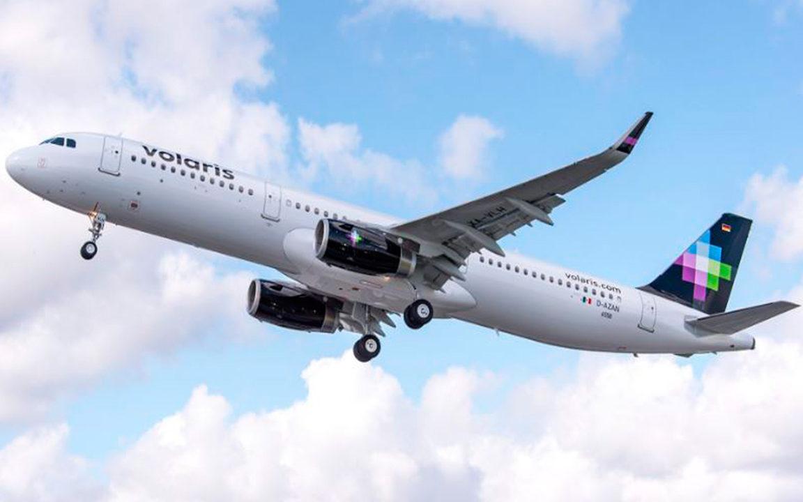 Volaris también cobrará primera maleta en viajes a Estados Unidos