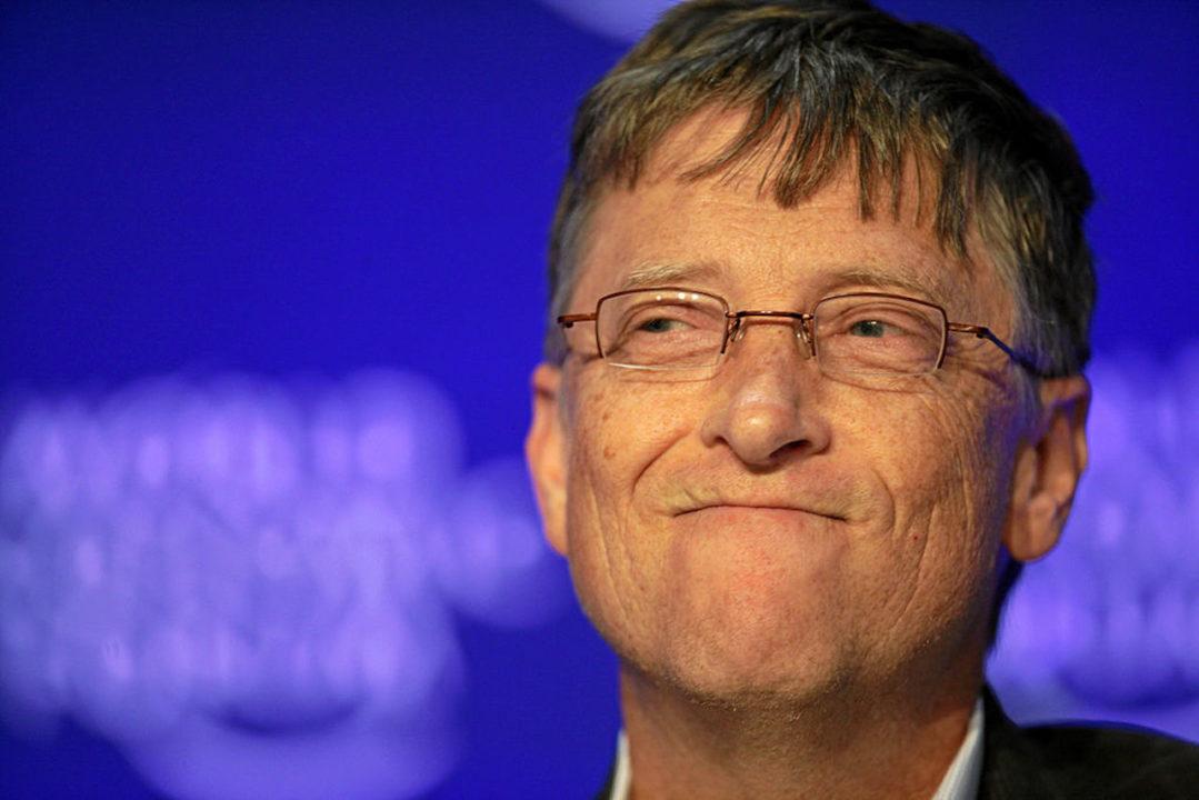 Bill Gates apoya alteración del ADN para erradicar la malaria