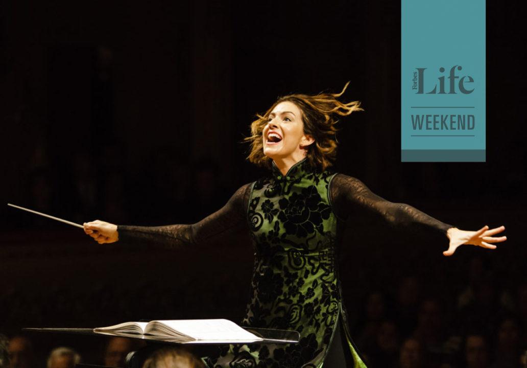 Ella es la mejor directora de orquesta en México