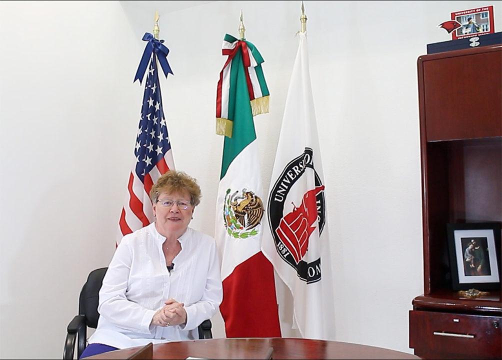 Queremos desarrollar el potencial de nuestros alumnos: Denise Doyle, presidente UIW Texas y México
