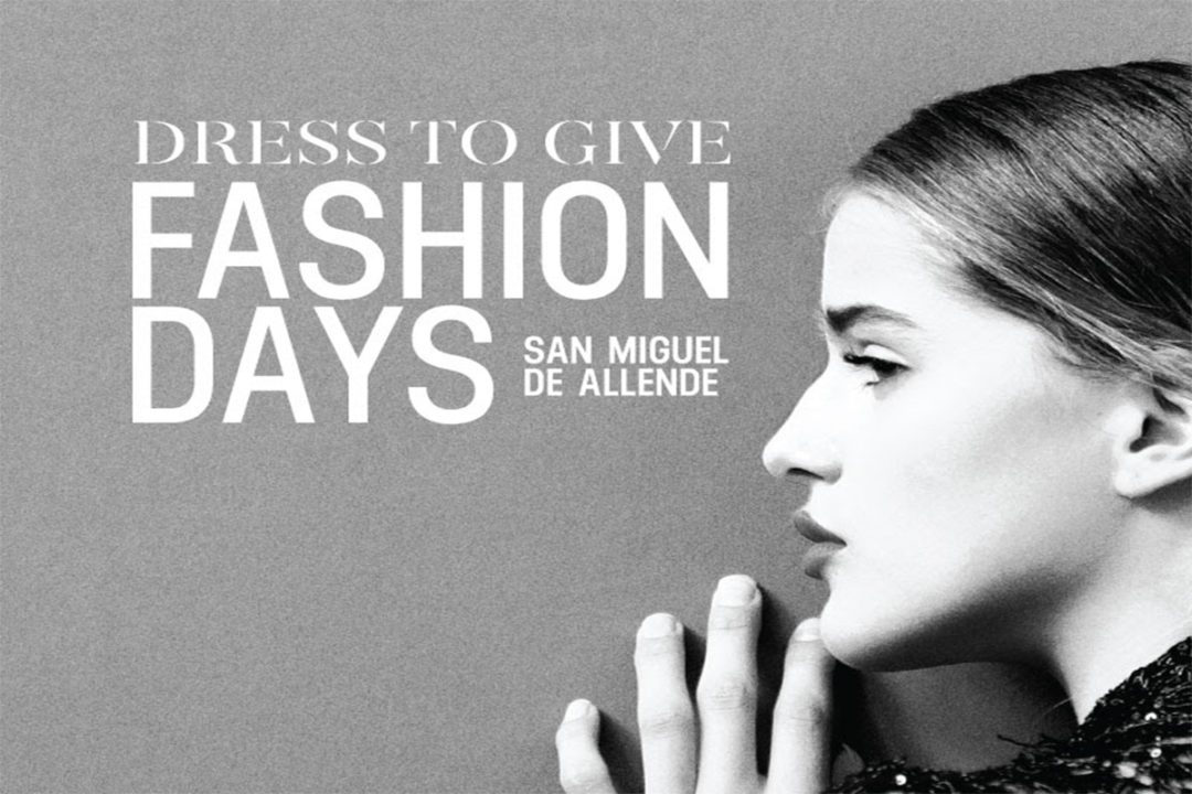 Este evento de moda con sentido filantrópico apoya a México