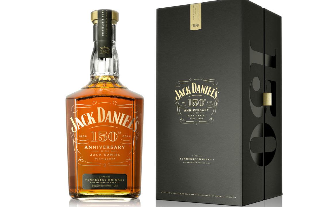 El whisky para celebrar los 150 años de Jack Daniel's