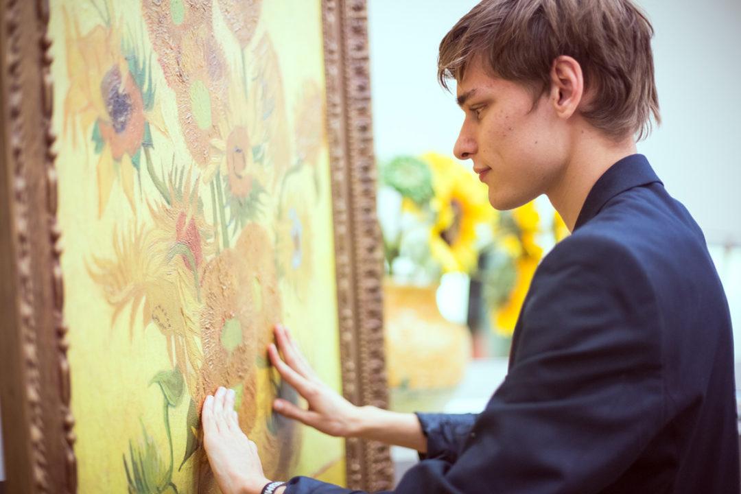 Pintura de Van Gogh sería subastada hasta en 6.1 mdd