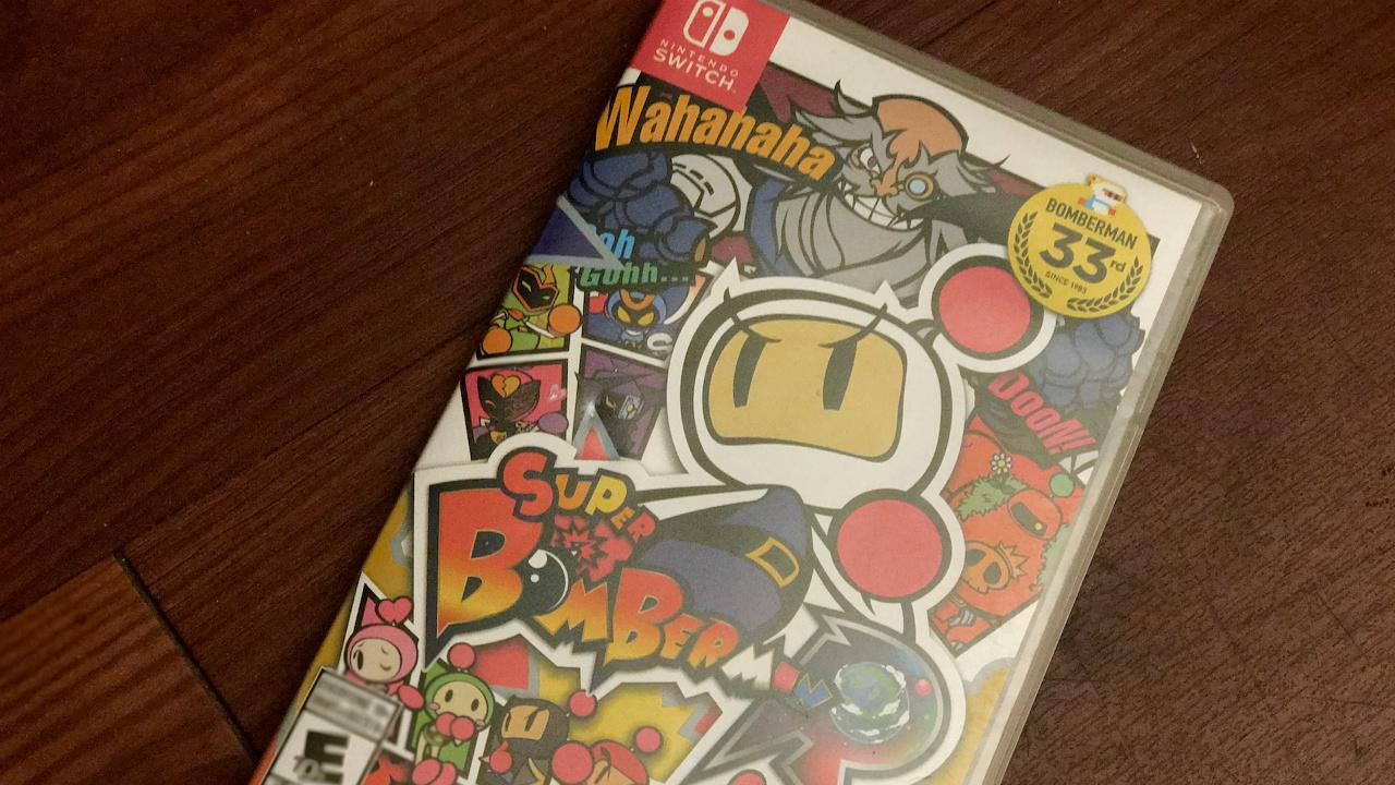 Super Bomberman R, un clásico en el Switch