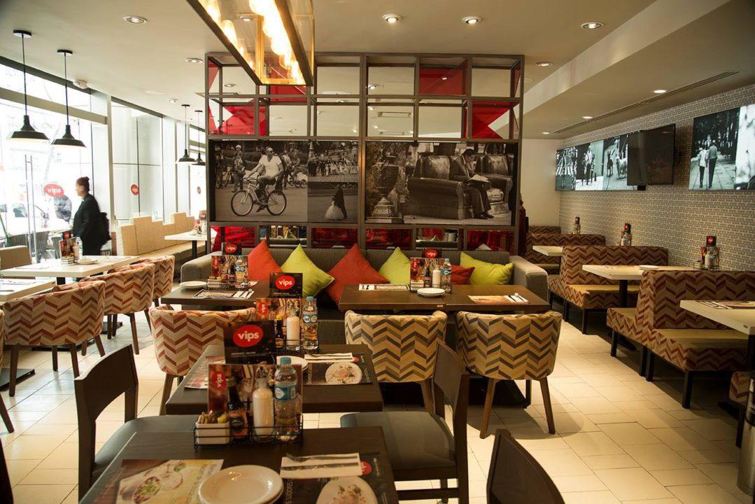 Vips quiere que clientes hagan home office en sus restaurantes