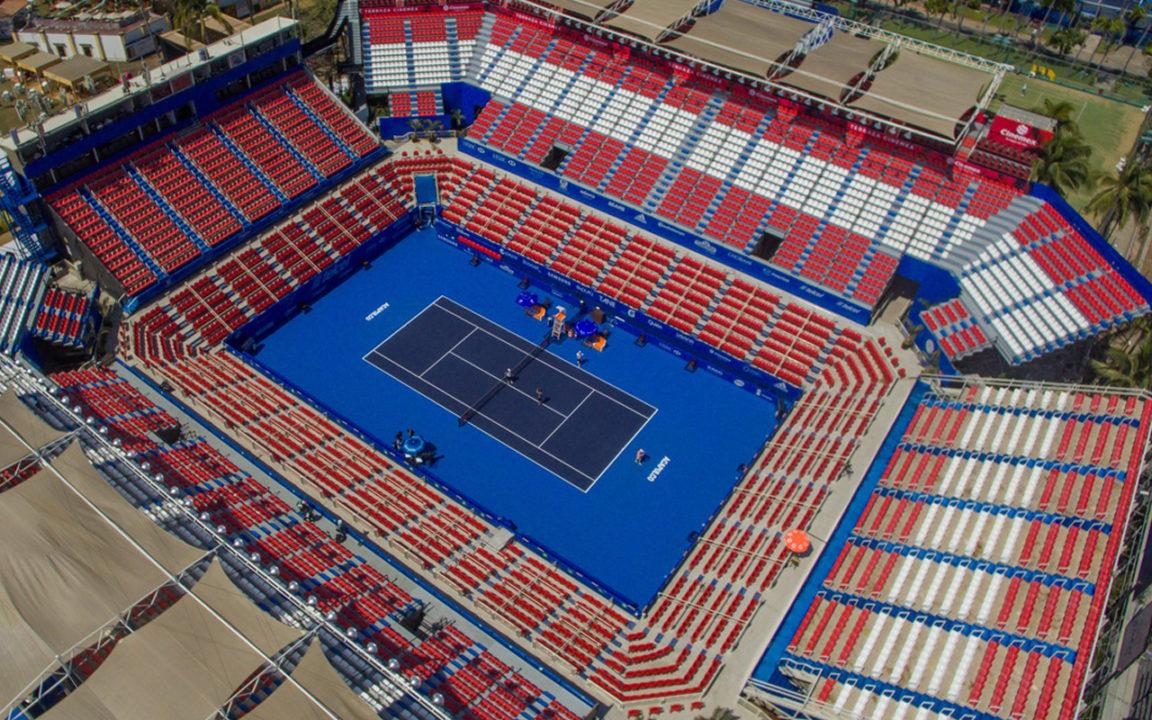 Descubre qué hay en el backstage del Abierto Mexicano de Tenis