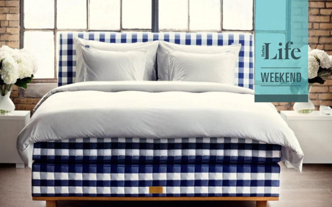 Las camas de estos hoteles cambiarán tu forma de descansar