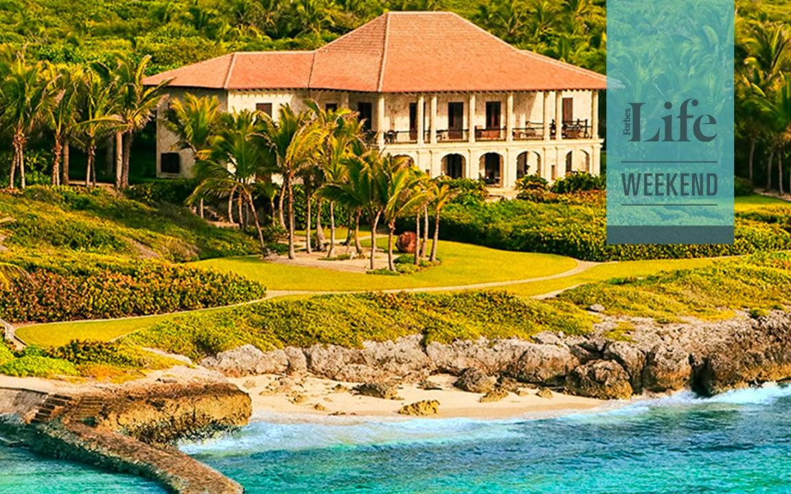 3 impresionantes casas de celebridades en República Dominicana