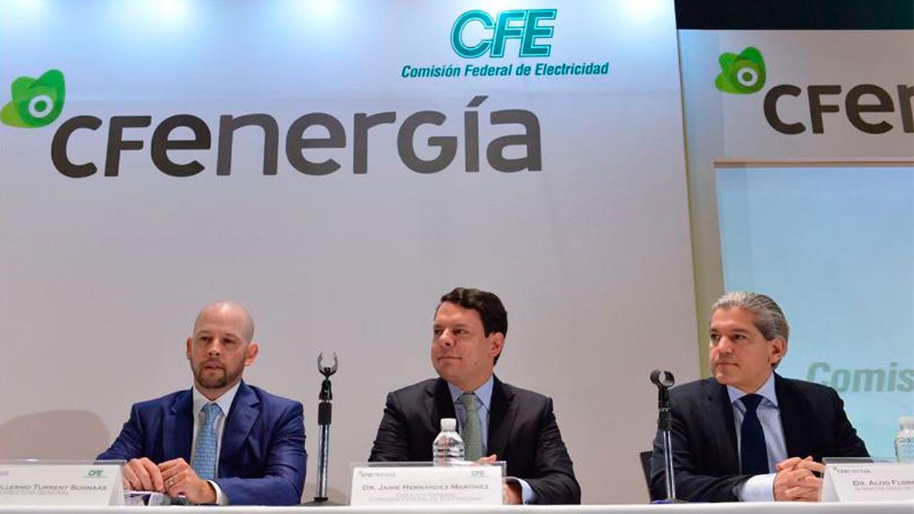 CFE pierde 2,352 millones entre julio y septiembre