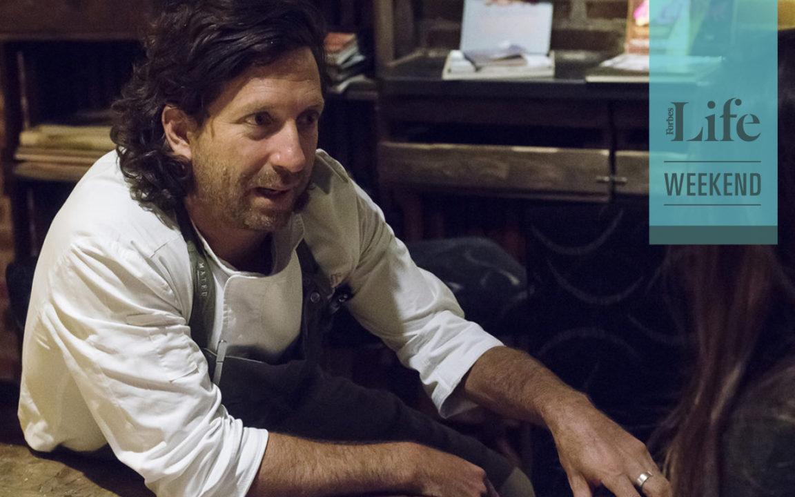 El chef nómada que está conquistando el mundo