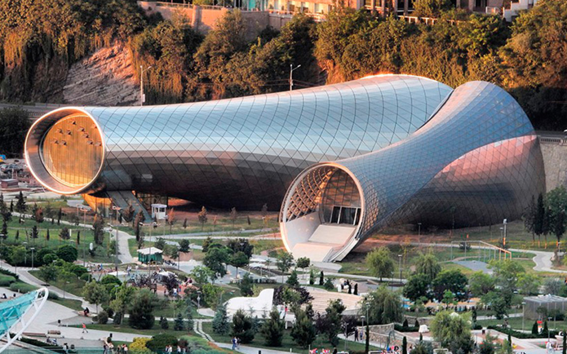6 edificios culturales que impresionan por su arquitectura