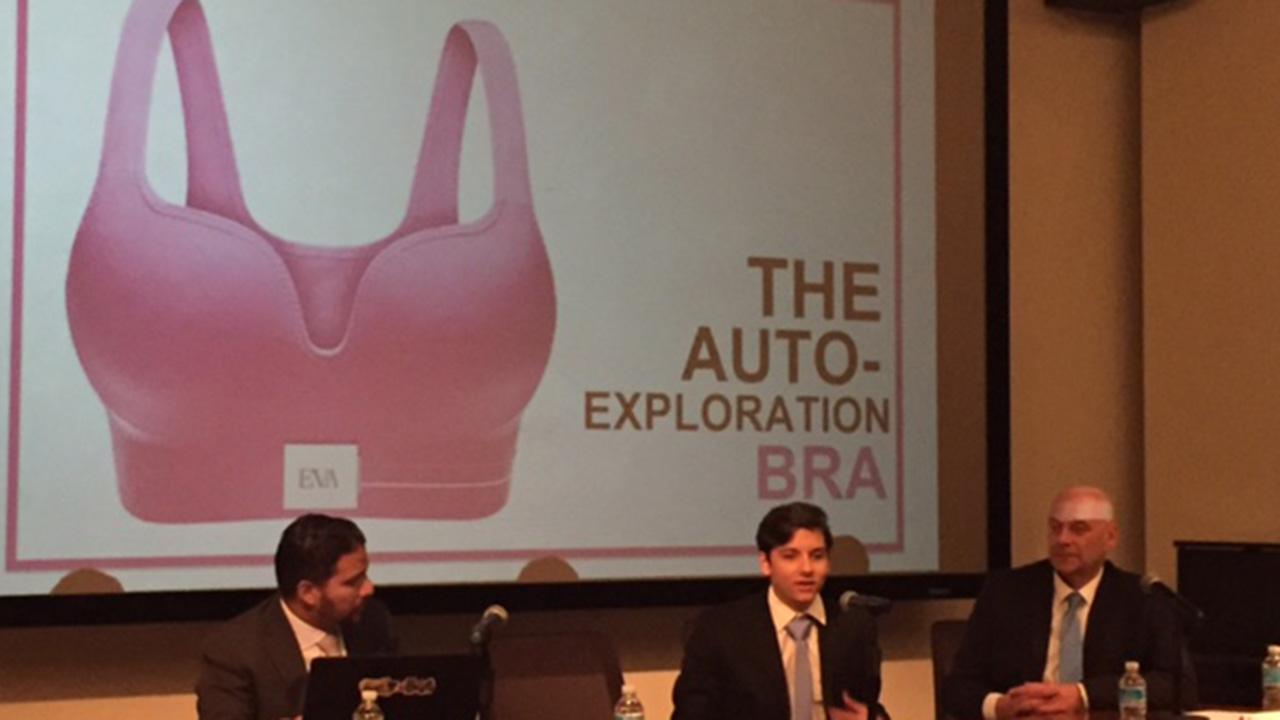 A sus 18 años, un mexicano puede revolucionar la detección del cáncer de mama