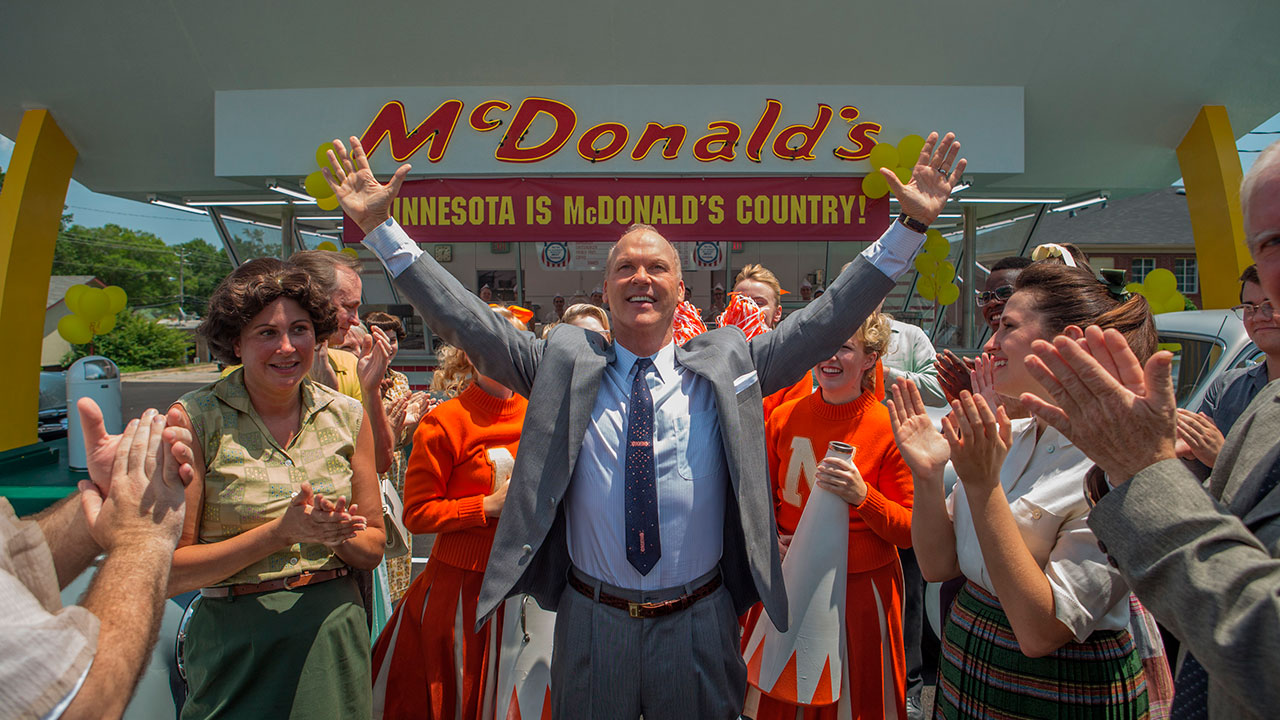 'Hambre de poder': Nada personal, sólo McBusiness