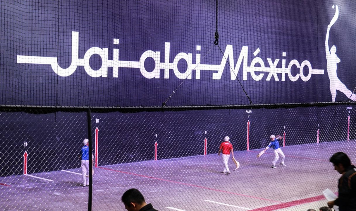El mejor jai-alai del mundo vuelve a México