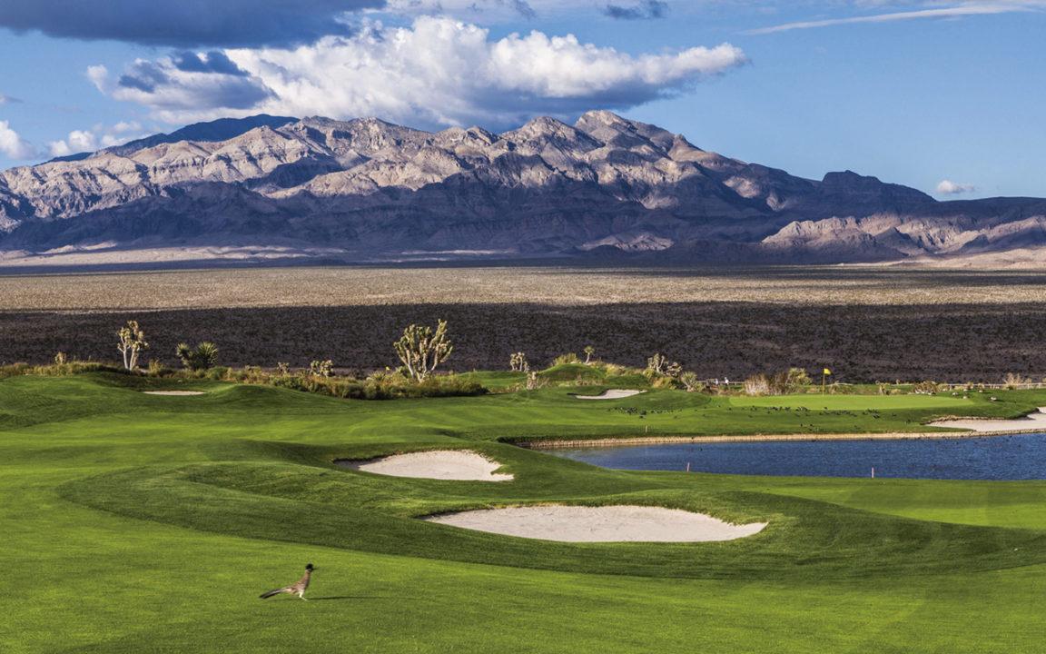 La meca del golf en el desierto