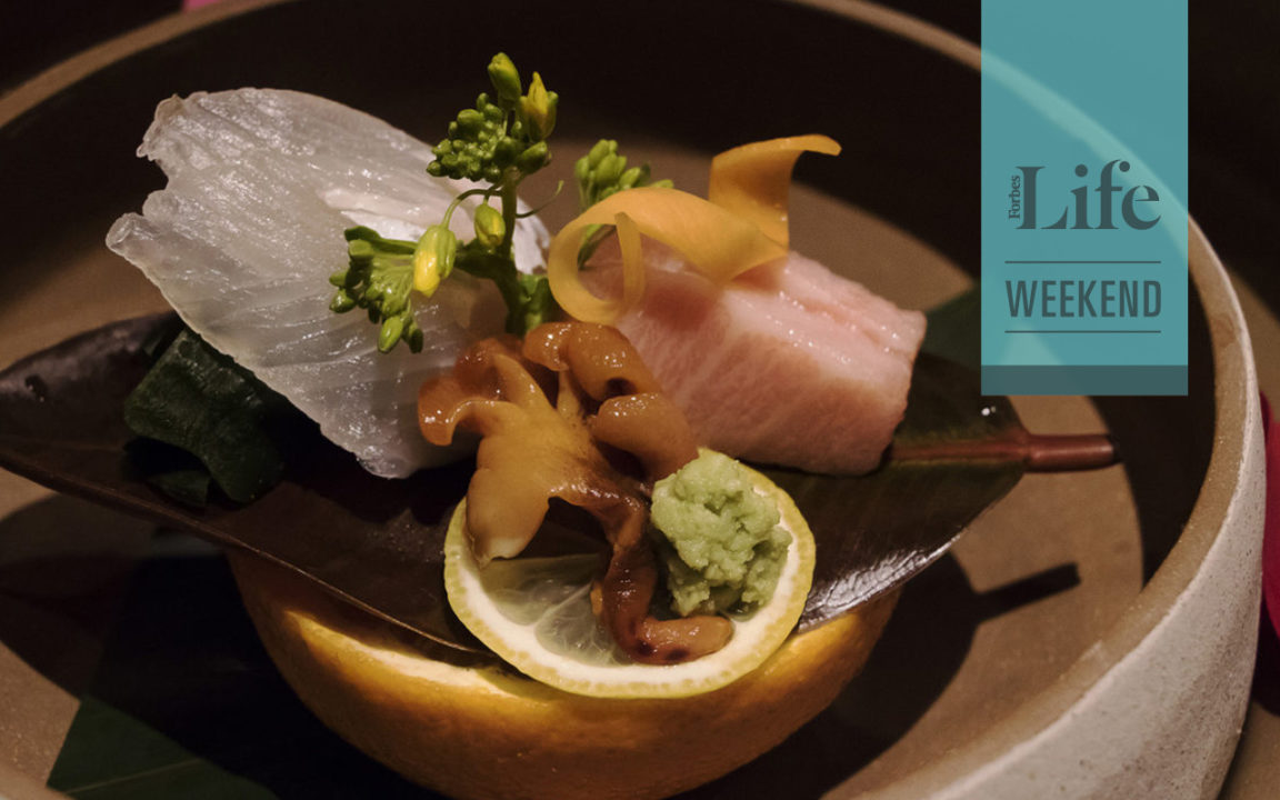 Una probada del jap n m s tradicional en la ciudad de for Kit cuisine moleculaire cultura