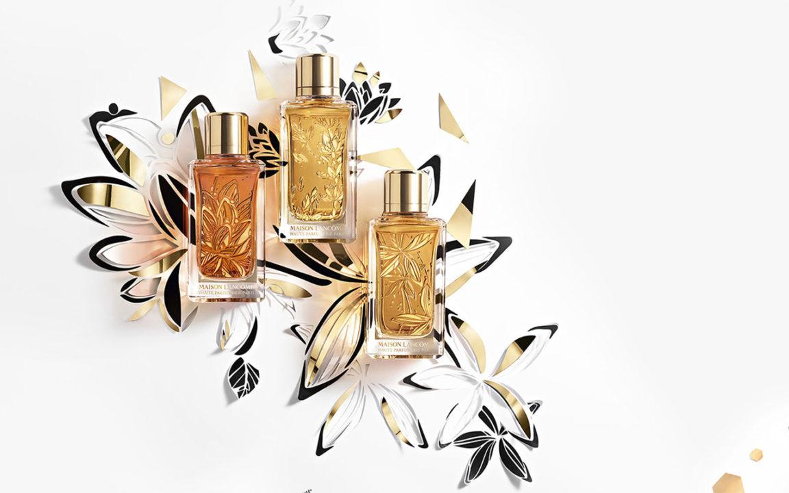 Lancôme desvela sus piezas maestras de Alta Perfumería