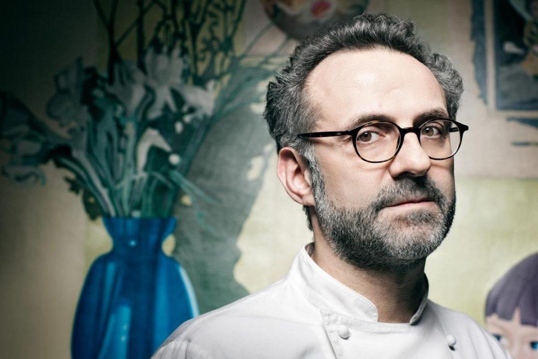 Massimo Bottura, el mejor chef del mundo cocina para salvar al planeta