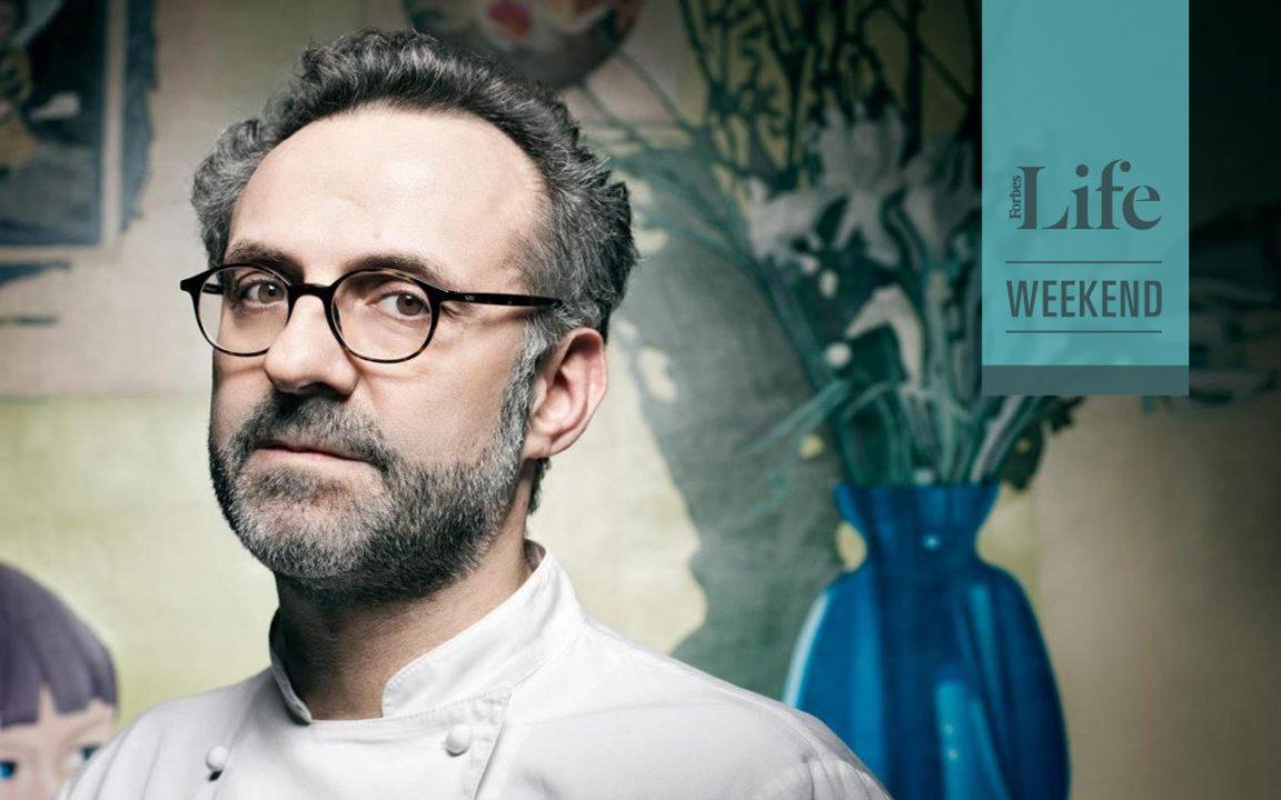 El mejor chef del mundo cocina para salvar al planeta