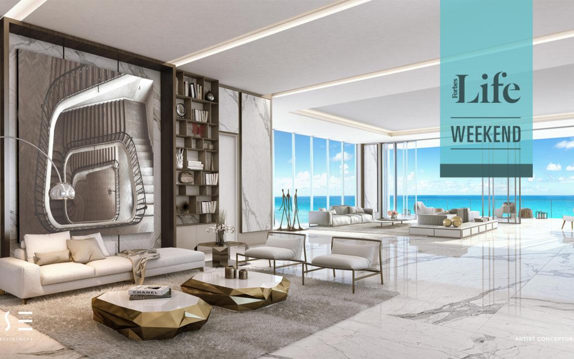El wellness destaca en estas residencias diseñadas por Deepak Chopra