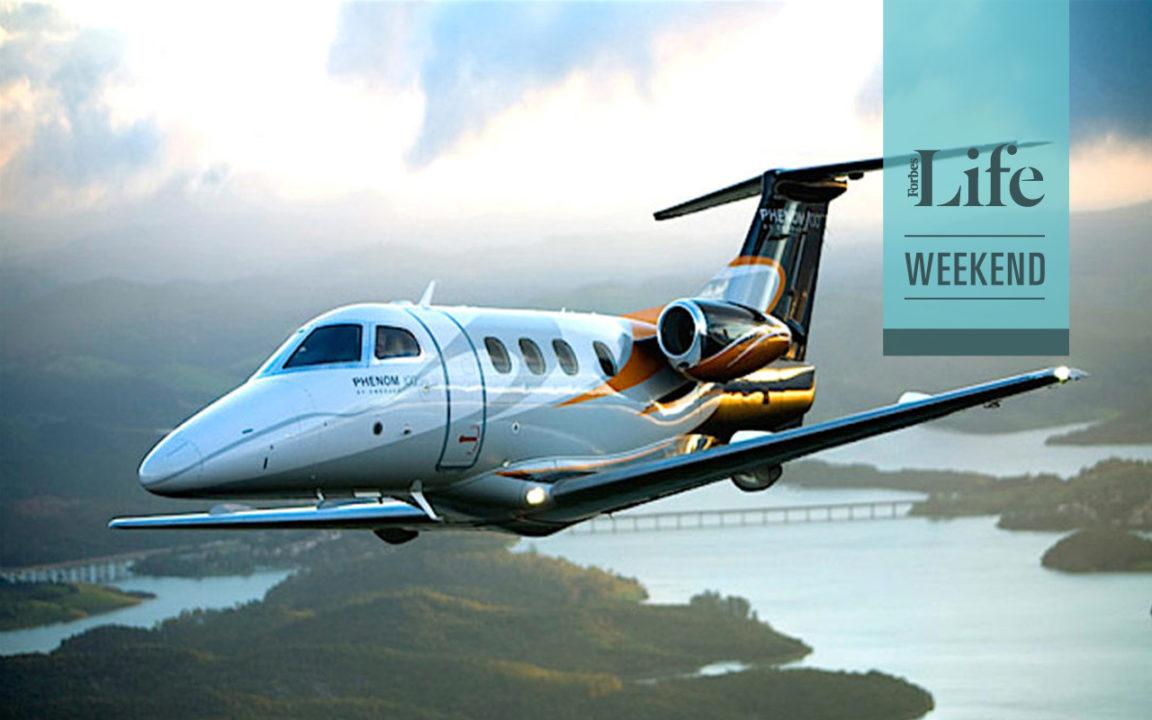 Estos son los famosos que sólo viajan en aviones privados