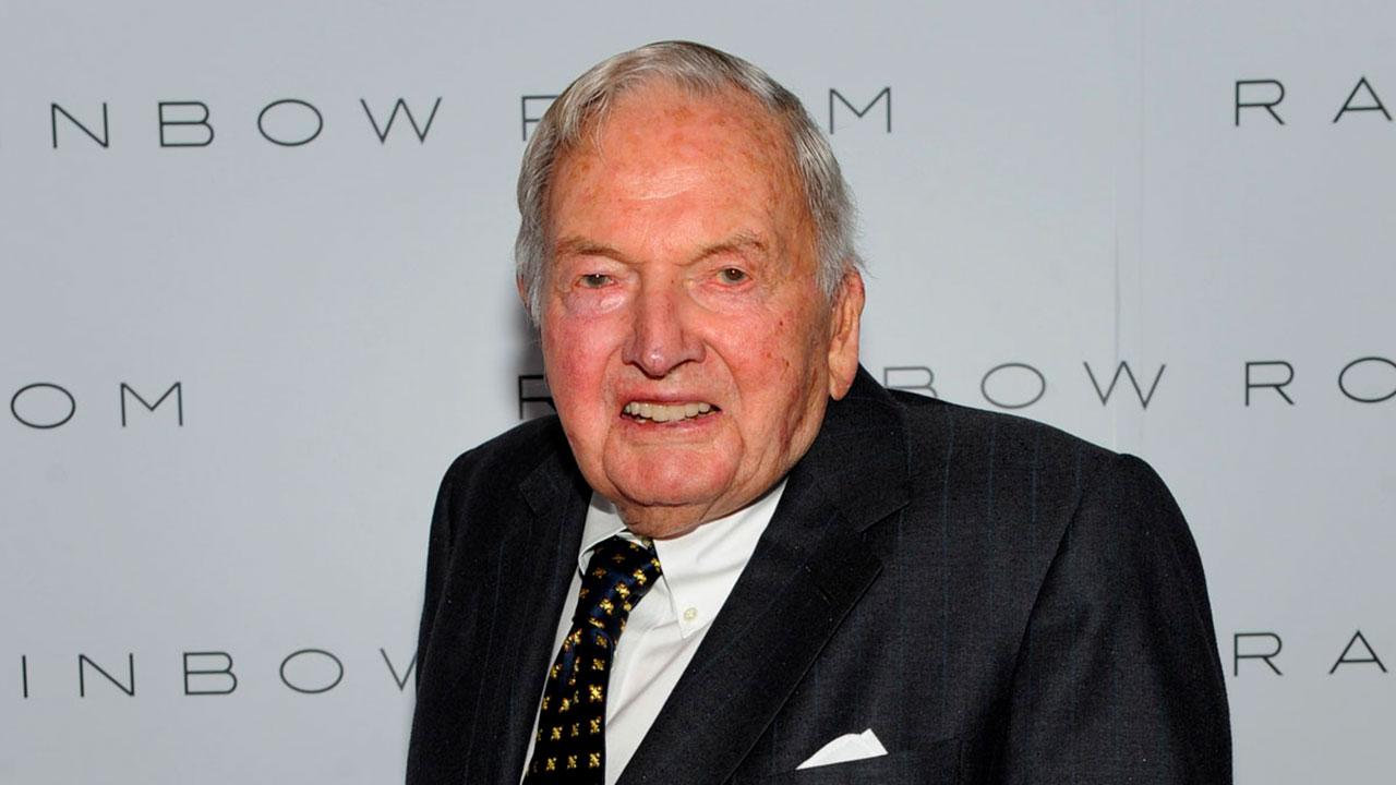 Muere el banquero David Rockefeller a los 101 años