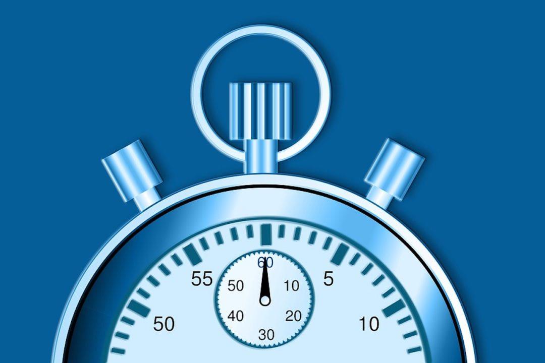 ¿Más productivo? Aprende a administrar tiempo
