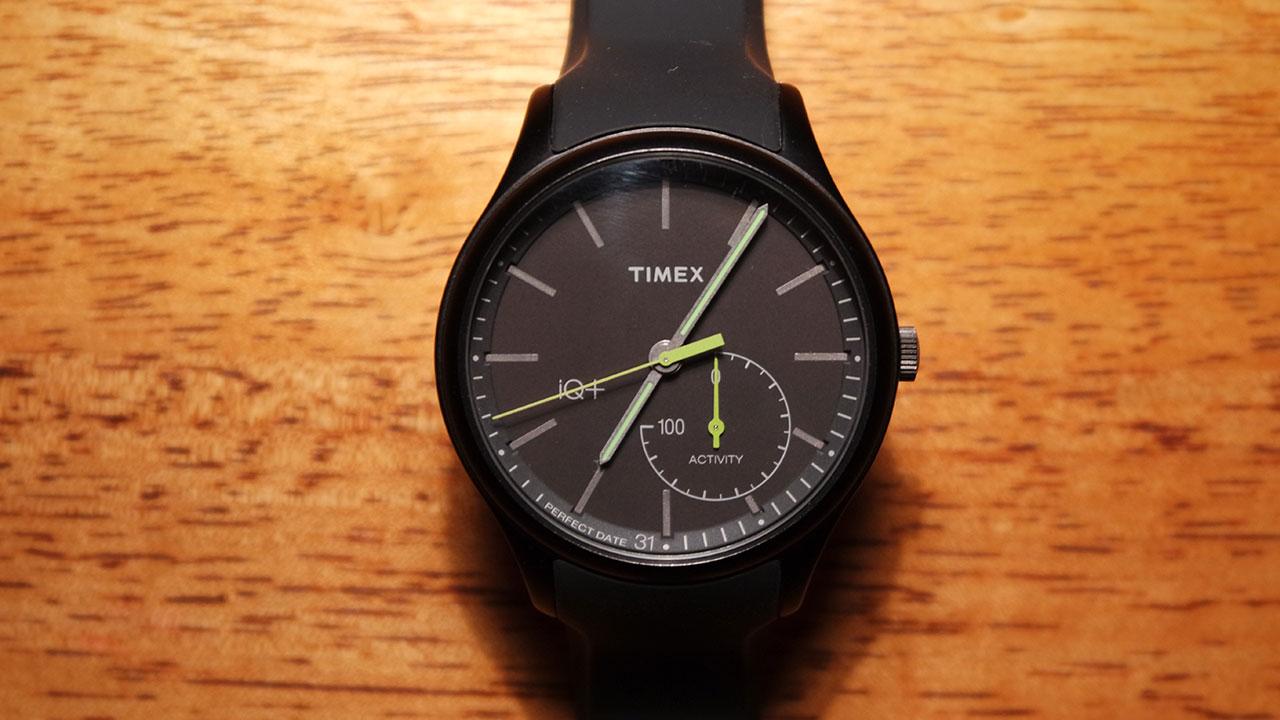 REVIEW: IQ+ la evolución del reloj inteligente de Timex