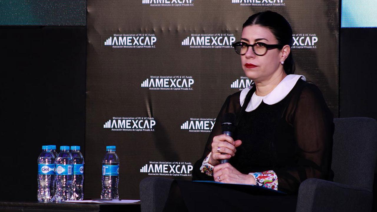 Vanessa Rubio deja la SHCP para integrarse a la campaña de Meade
