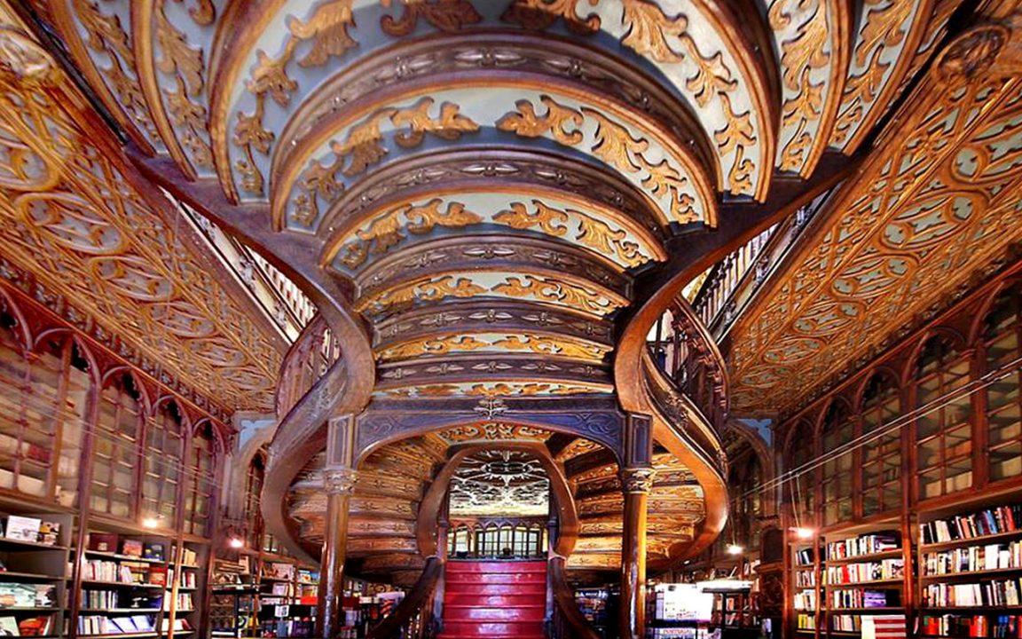 Librerías en el mundo que cuentan más historias que sus libros