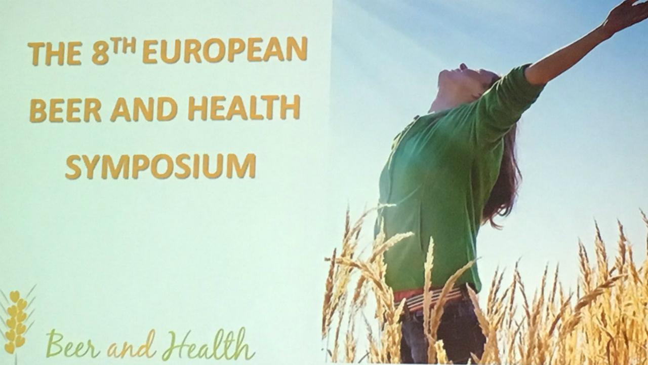 Aprendiendo de salud y cerveza en Bélgica