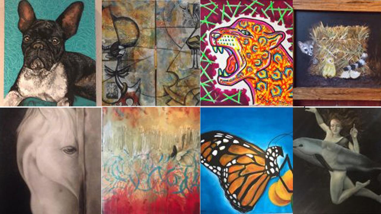 Esta subasta de arte busca salvar a los animales en México