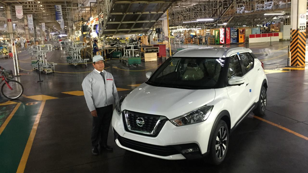 Nissan reducirá 20% su producción y portafolio de modelos hacia 2023