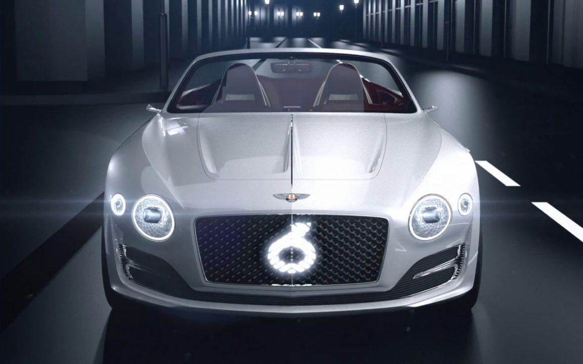 Bentley: su nuevo auto de lujo convertible y eléctrico