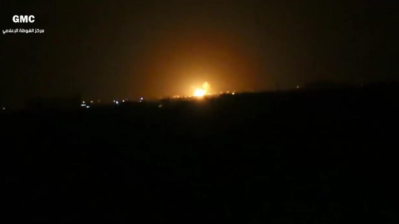 Instalación militar en Damasco es atacada; responsabilizan a Israel