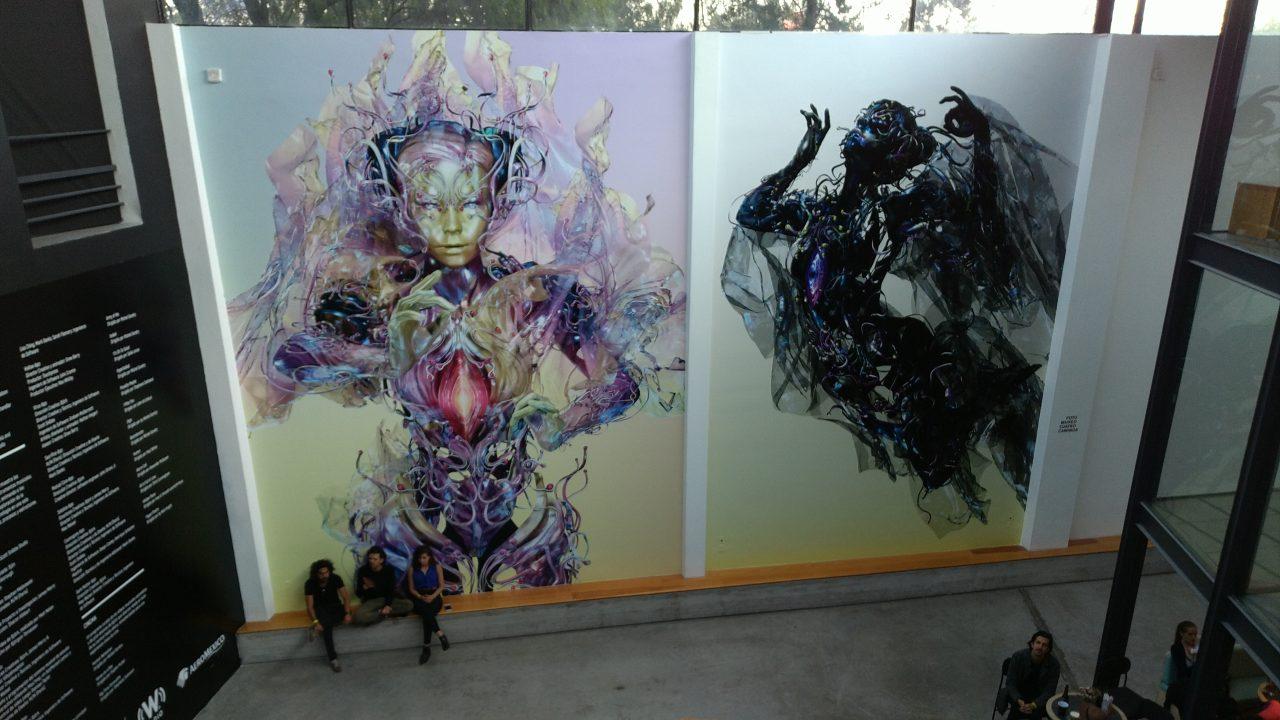 El gigantesco socio detrás de la expo de Björk en México