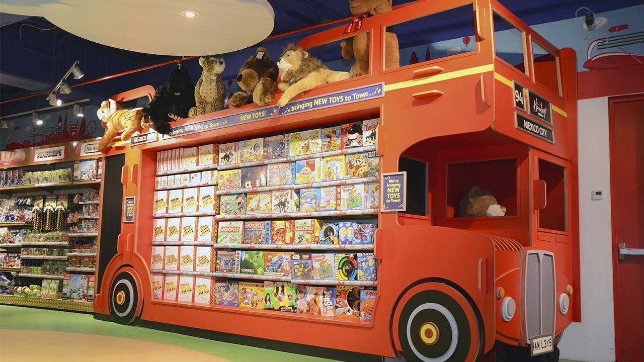 ¿Cuál es la tendencia en las jugueterías hoy en día?
