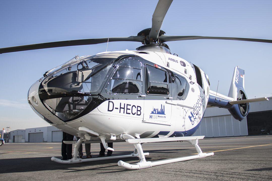Helicopters Airbus presentan el H135