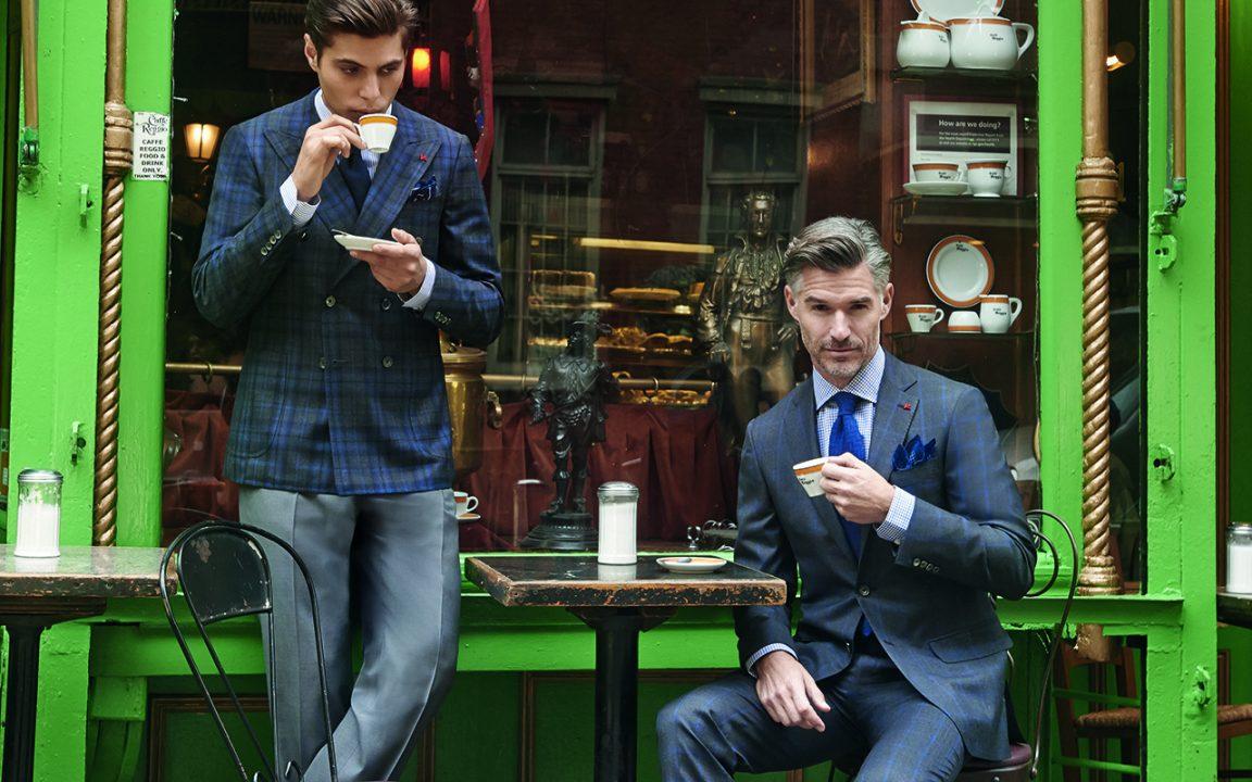 La sastrería italiana que vuelve el personal tailoring su mayor expertise