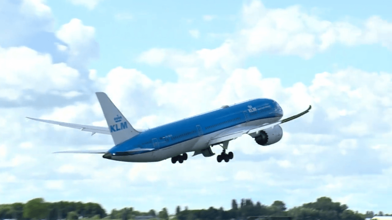 Holandesa KLM volará directo a Costa Rica