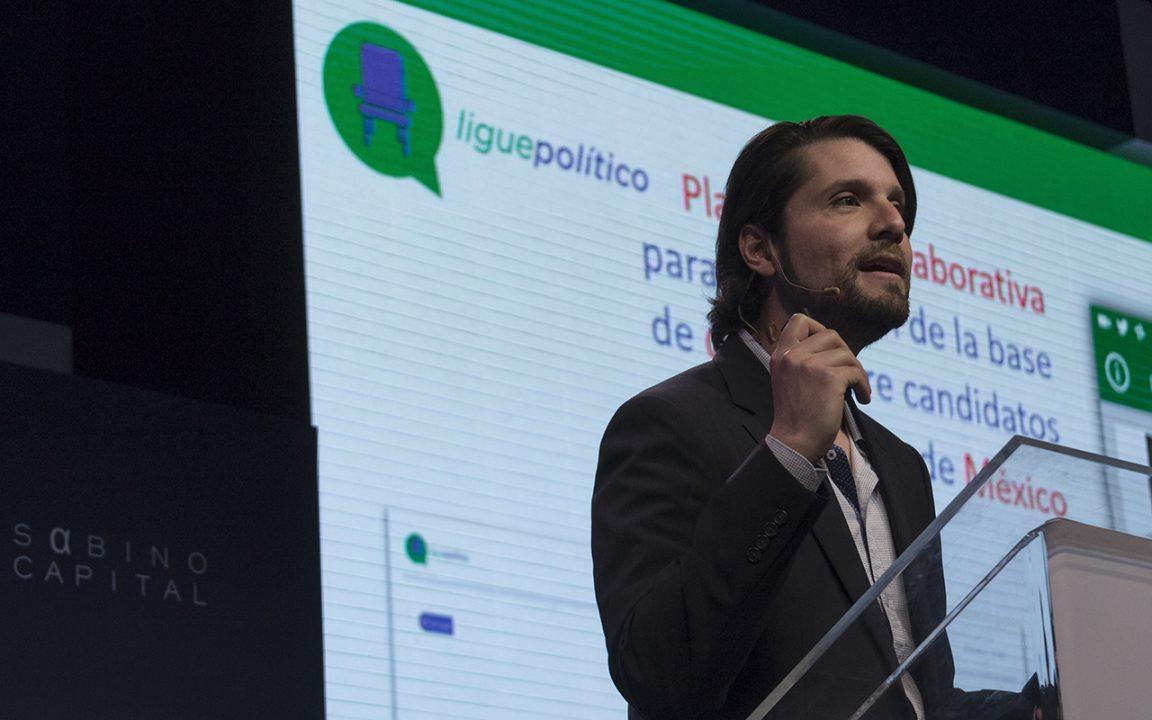 Esta app quiere ser el Tinder de la política mexicana