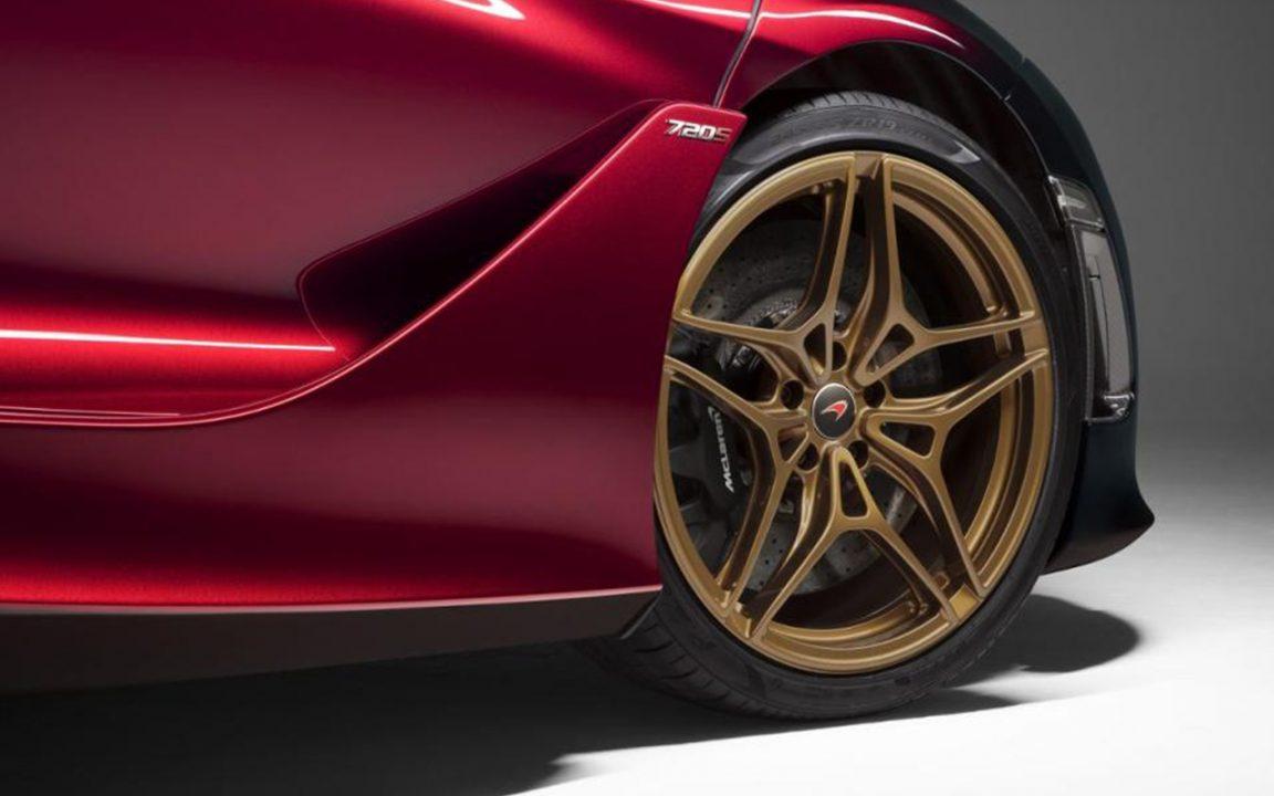 McLaren da luz a su nuevo hijo 'Velocity 720S'