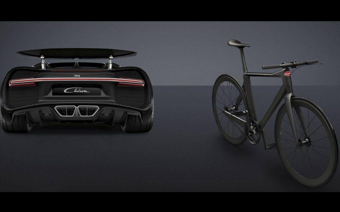 Bugatti: ¿móviles de cuatro ruedas a dos?