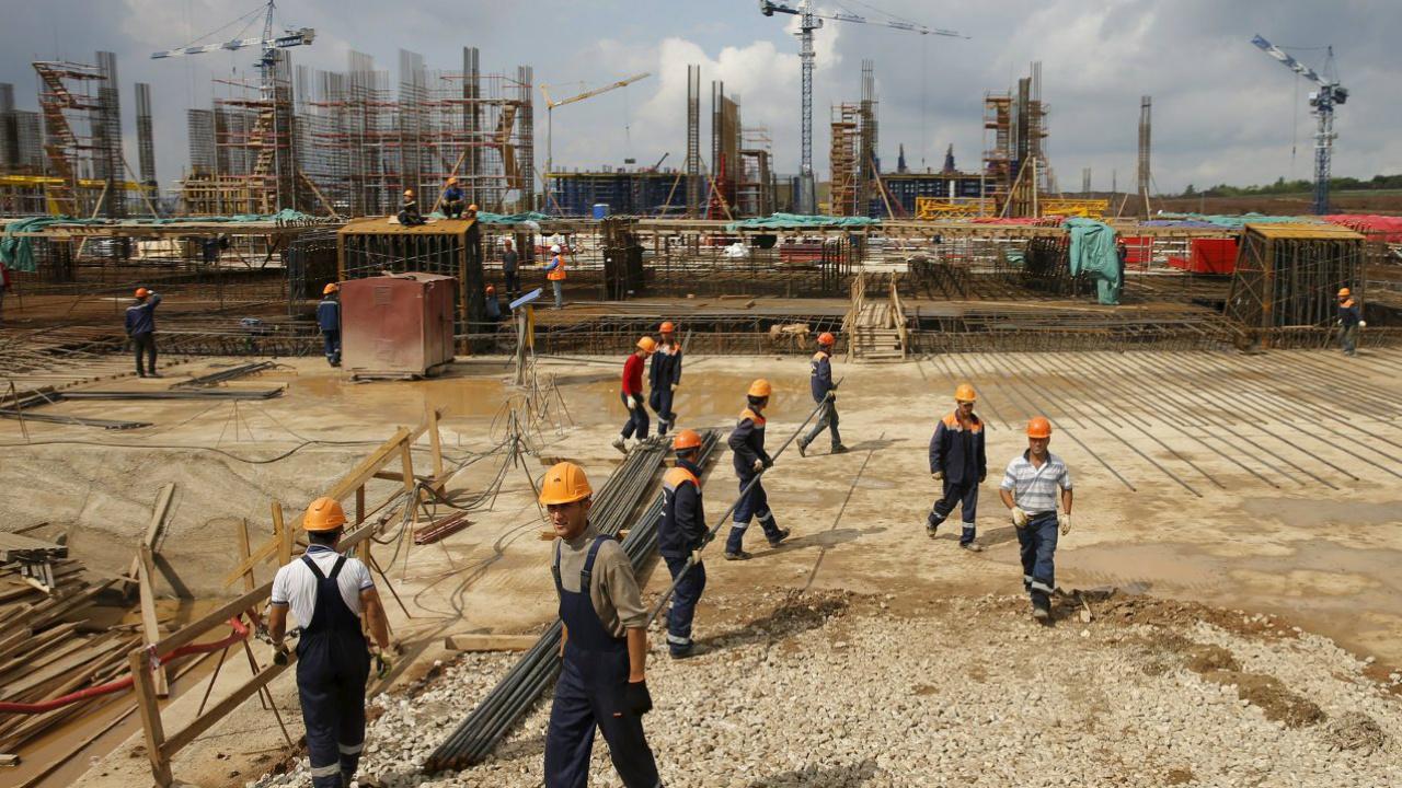 Inversión fija bruta en México crece 2.2% en enero