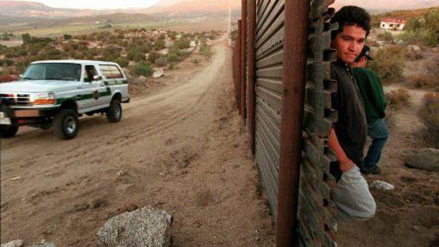 Relación México-EU, en
