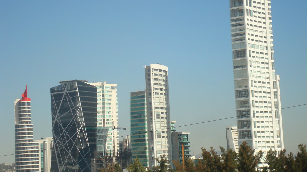 Una Guadalajara cada vez más vertical