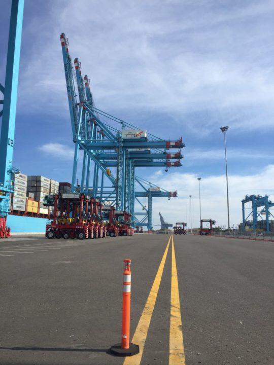 SSA México invierte 900 mdp en Terminal de Automóviles en Lázaro Cárdenas