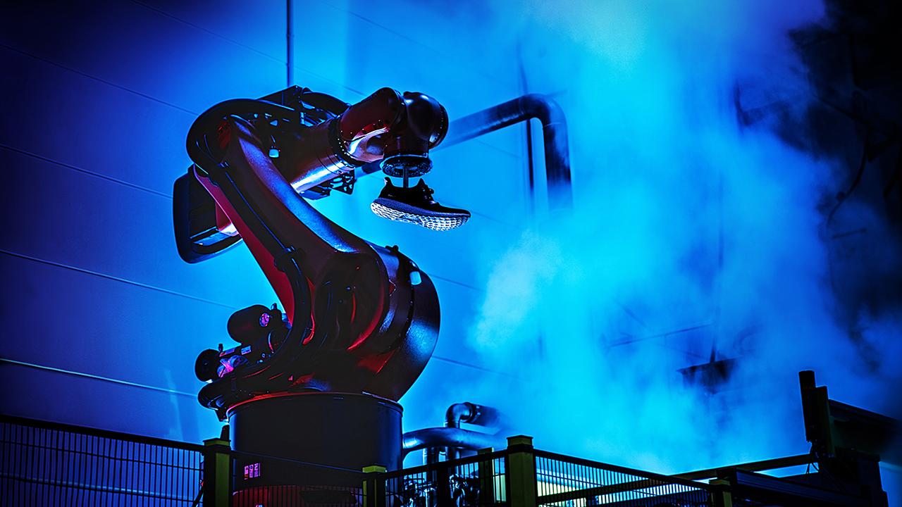 Adidas fabricará sus tenis usando robots e impresión 3D
