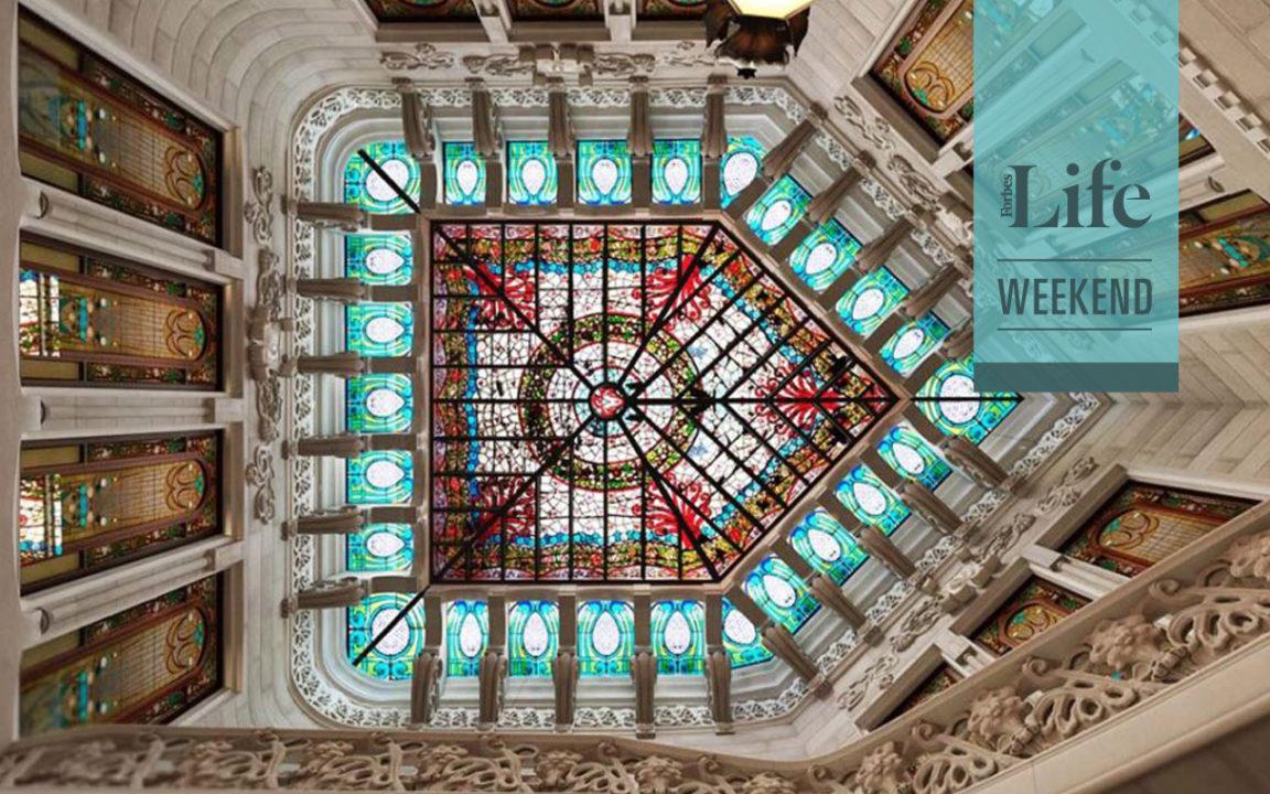 Ahora puedes vivir en un palacio modernista restaurado de Barcelona